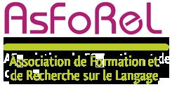 ASFOREL - Association de Formation et de Recherche sur le Langage